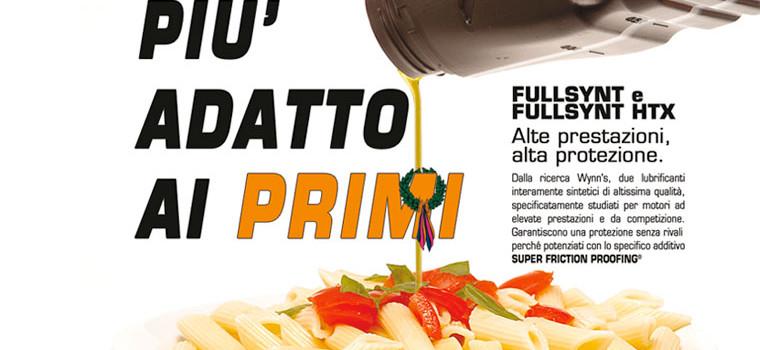 """""""Olio Fullsynt"""" Wynn's Italia"""